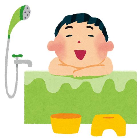 風呂釜の掃除方法