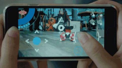 GEIO FPS バトル ロボット 対戦 クラウドファンディング