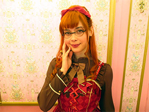 Angelic Prettyパリ店員のマリンさん