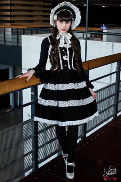 フランスのロリータ、ユミさん
