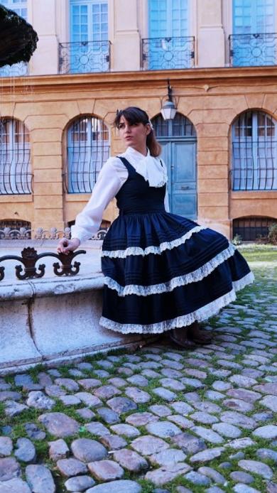 フランスのロリータ、ディアナさん