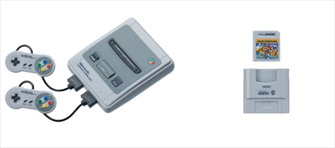 NINTENDO HISTORY COLLECTION スーパーファミコン