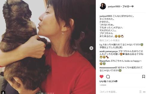 石田ゆり子 猫