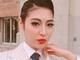 「目が二倍くらいに」 瀧本美織、宝塚男役メイクで凜々しく変身