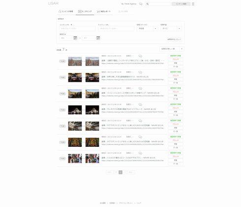 LINE NAVERまとめ 著作権 システム Lisah リサ