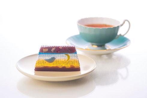 紅茶と商品