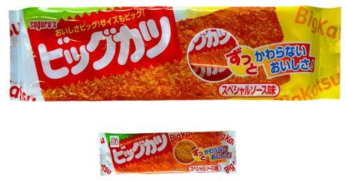 ビッグカツ すぐる 駄菓子 タラ