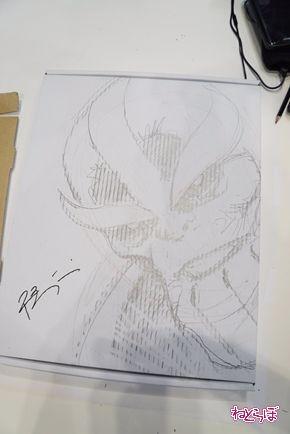 ライアン・ベンジャミン 東京コミコン マット・フランク バットマン ゴジラ