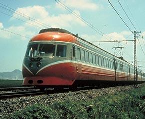 (参考)ロマンスカーSE(3000形/1957〜1992年)