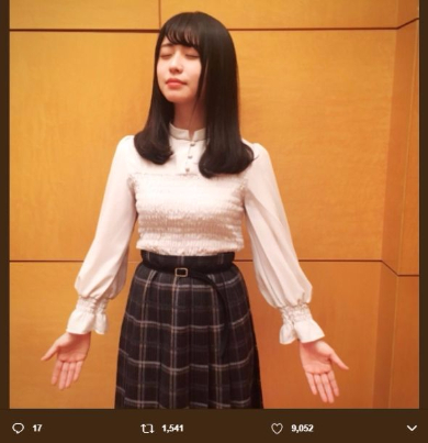 長濱ねる 写真集 ここから 50音チャレンジ