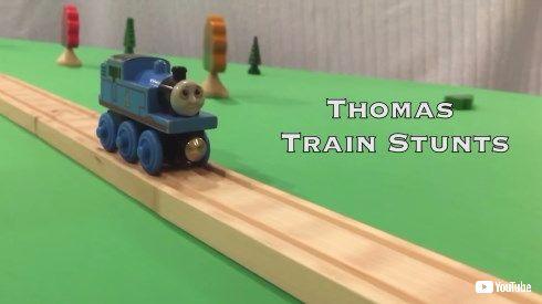 きかんしゃトーマス スタント
