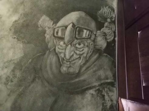絨毯 アート イラスト エヴァンゲリオン ガンダム