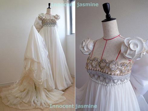 美少女戦士セーラームーン』ネオ・クイーン・セレニティのドレス