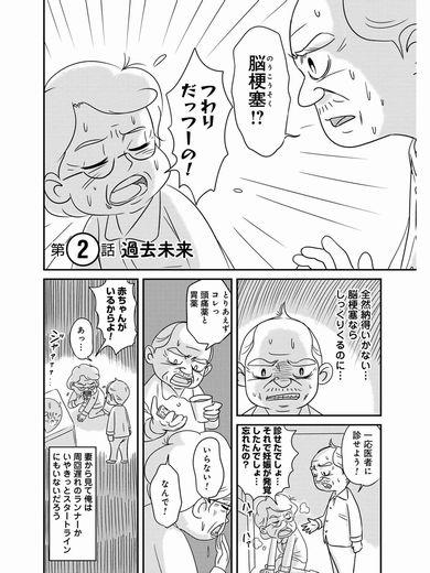 セブンティウイザン レビュー 漫画 くらげパンチ タイム涼介