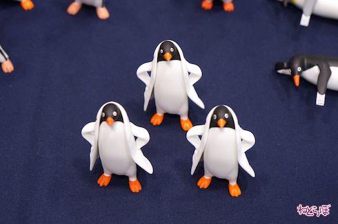 ペンギン フィギュア トレフェス