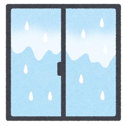 効果的な窓ガラスの結露対策を教えて!
