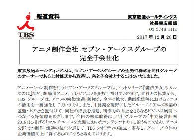 TBS セブン・アークス