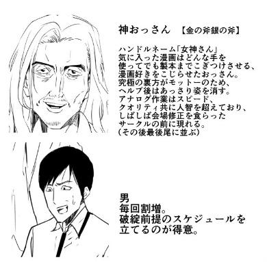 コミックマーケット C93 コミケ童話全集 漫画 女神の漫画 おのでらさん