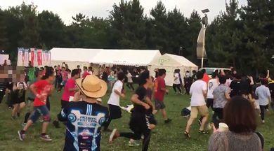 ハム太郎 コール アニソン DJ 台湾人 回る とっとこ 走る 動画 MIX