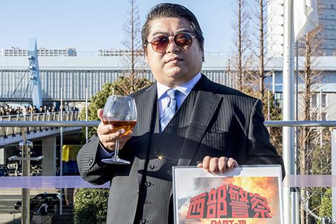 コミックマーケット93 C93 コスプレ コスプレイヤー 西部警察 木暮謙三