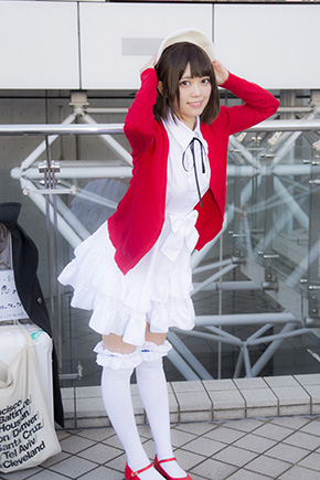 コミックマーケット93 C93 コスプレ コスプレイヤー 冴えない彼女の育てかた 加藤恵