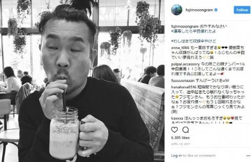 木下優樹菜 フジモン 藤本敏史 インスタ萎え フジモングラム