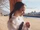 道端アンジェリカ、純白の韓国伝統服姿に称賛の声 「素敵」「旦那様も喜んでるでしょうね」
