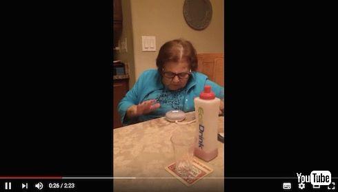 GoogleHome おばあちゃん YouTube
