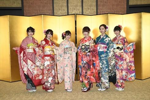 AKB48 SKE48 NMB48 HKT48 NGT48 STU48 成人式 着物 アイドル
