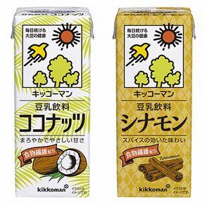 豆乳 キッコーマン チョコミント ココナッツ シナモン