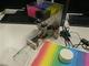 大学生が作った「リアルスポイト」装置がすごい! センサーで身の回りの色を読み取り、絵の具を自動配合