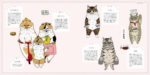 世にも不思議な猫世界