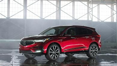 """高級SUVにあの""""VTEC""""を搭載!? ホンダ、新型「RDX」「インサイト」を初公開、2018年夏以降発売へ (1 ..."""