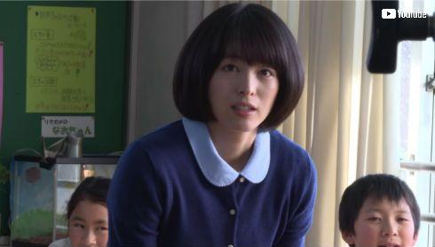 清野菜名 女優 CM オープンハウス ランドセル 小学生