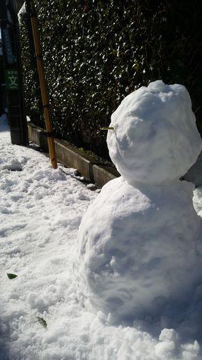 雪まつり 東京 都心 雪だるま 雪像 オブジェ かまくら 2018