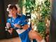 """ふわっふわの""""百烈脚"""" 野呂佳代、太もも完全再現な春麗コスで足技をキメる"""