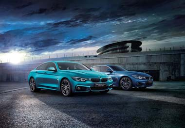 BMW 4シリーズ グランクーペ In Style Sport