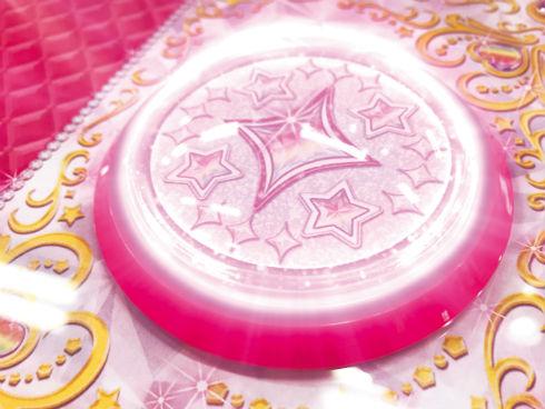 キラッとプリ☆チャン テレビアニメ プリパラ キラッとボタン