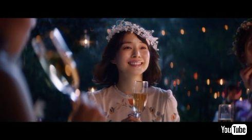 石田ゆり子 資生堂 表情プロジェクト Instagram CM