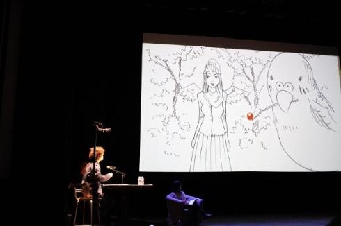 アングレーム国際漫画祭 浦沢直樹