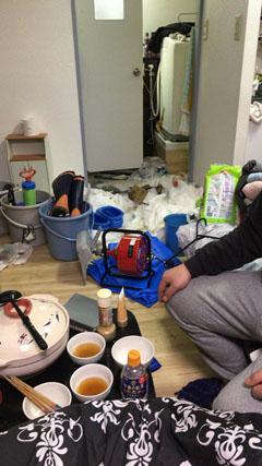 トイレ 猫砂