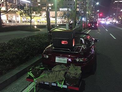 横浜 焼き芋 ロードスター