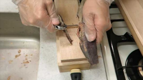 かつお節 ナイフ 作る YouTube
