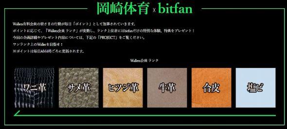 岡崎体育 ファンクラブ ランキング bitfan