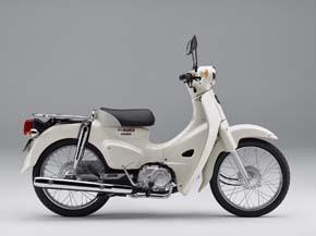 スーパーカブ110(クラシカルホワイト)