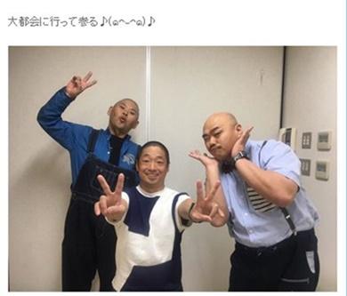 hiro クロちゃん 団長 安田大サーカス