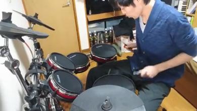 狩野英孝 ドラム ラーメン、つけ麺、僕イケメン
