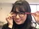 どの角度から見てもかわいい! ももクロ佐々木彩夏の眼鏡っ子姿にファン「疲れ吹っ飛んだ」