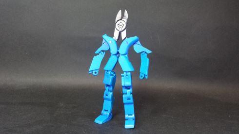 ニッパー ニパ子 ニパリオン 変形 ロボット