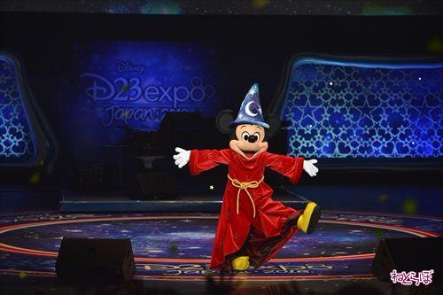 魔法使いの弟子 ミッキー